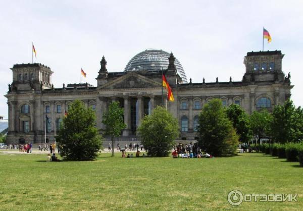 Здание рейхстага в берлине – как попасть на смотровую площадку под куполом – так удобно! traveltu.ru