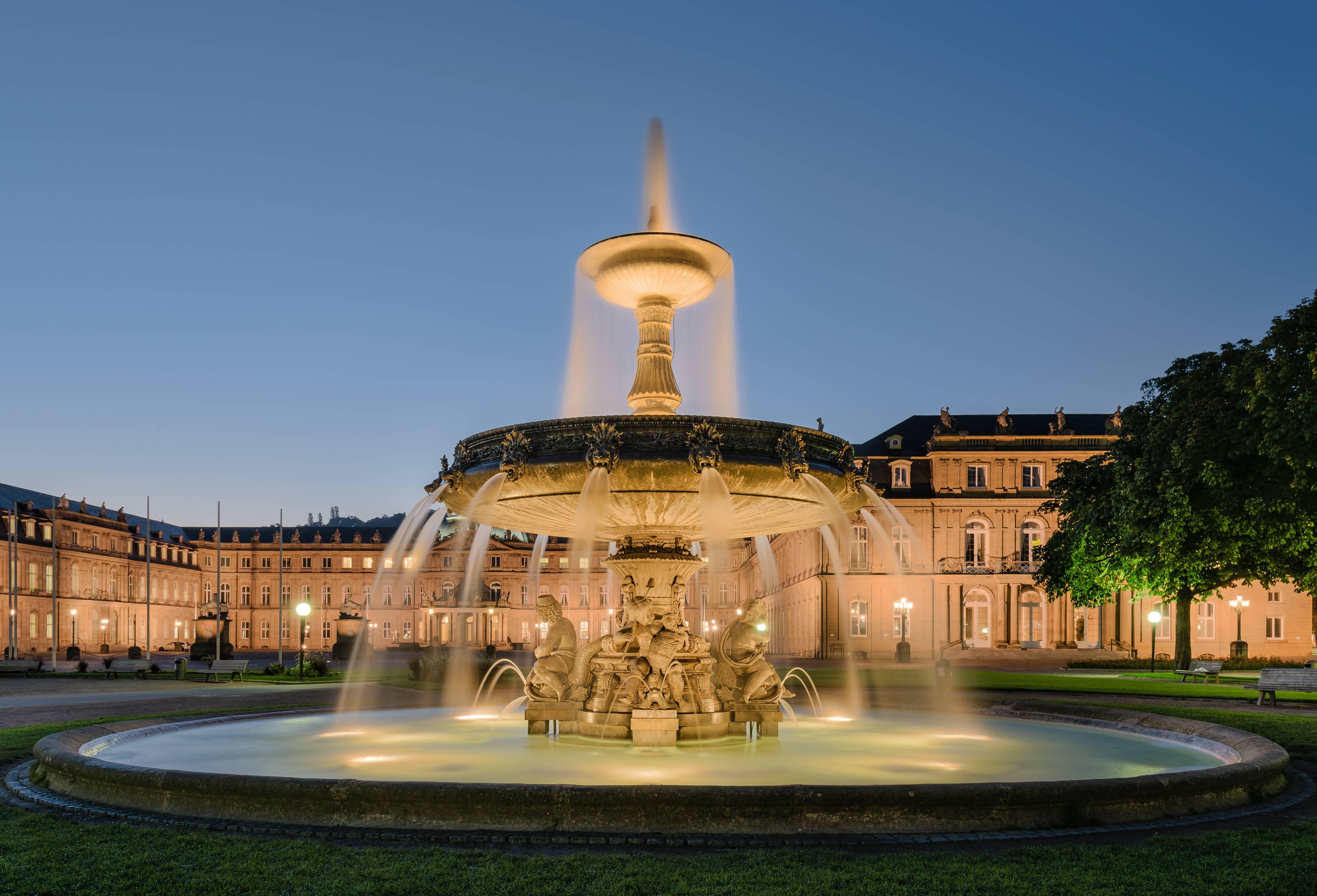 Экскурсия по штутгарту - культурное наследие | что посетить в штутгарте - монументы, музеи, храмы, дворцы и театры