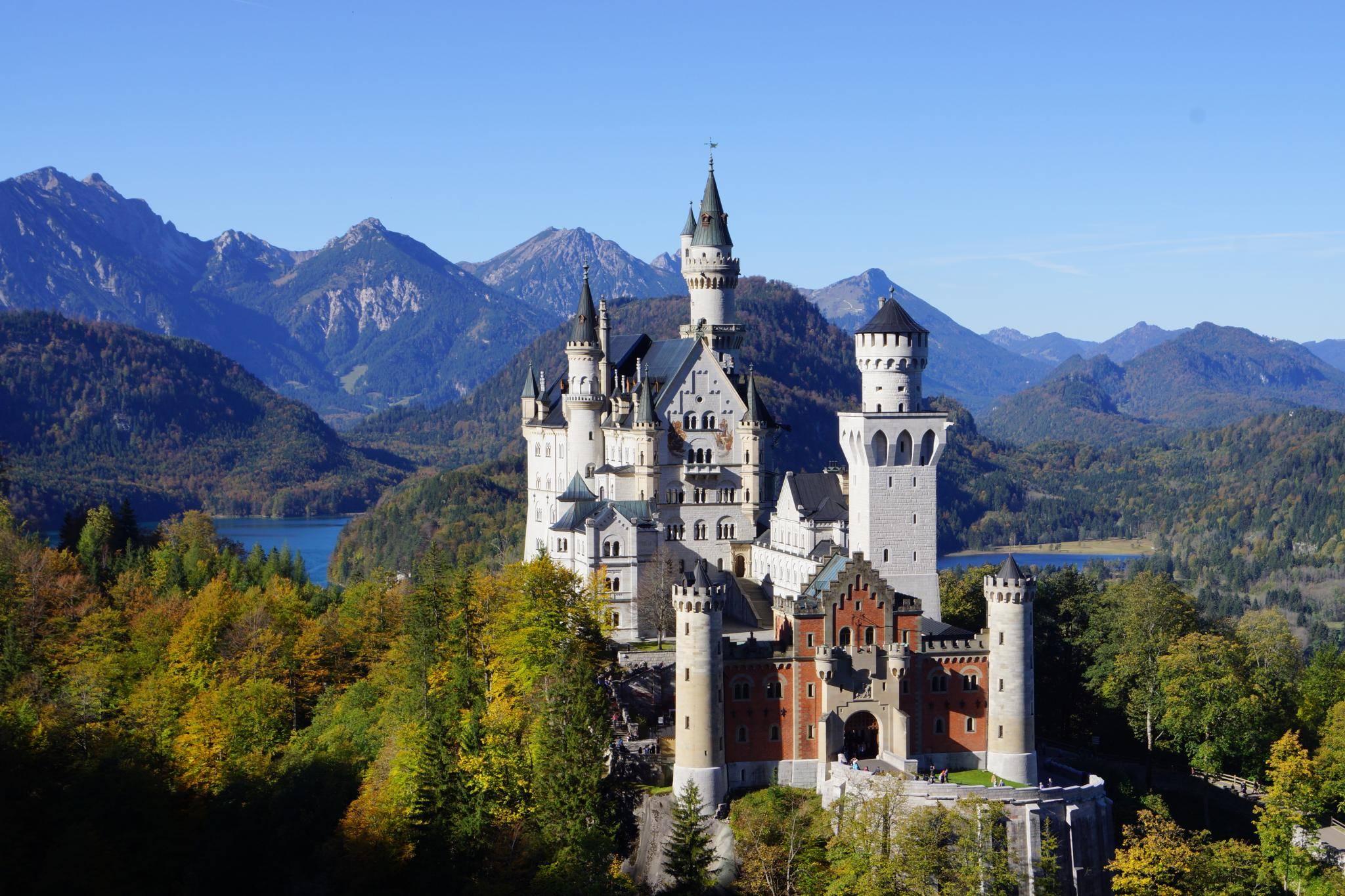 Замок нойшванштайн в германии — история, фото, как добраться, что внутри — плейсмент