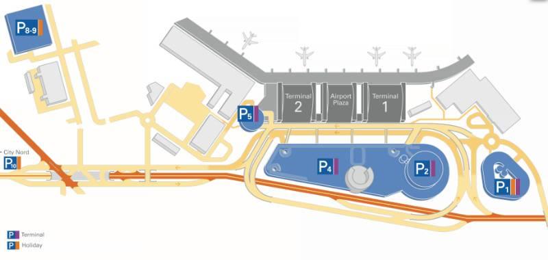 Гамбург: описание аэропорта, расположение, маршруты на карте, услуги
