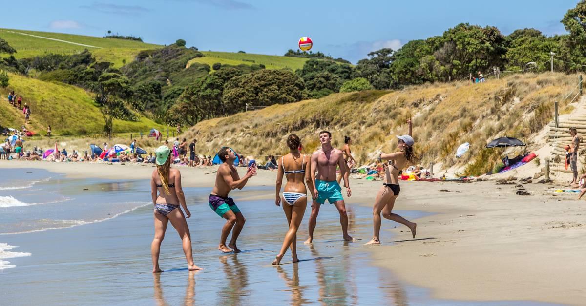 Путешествие по австралии и новой зеландии
