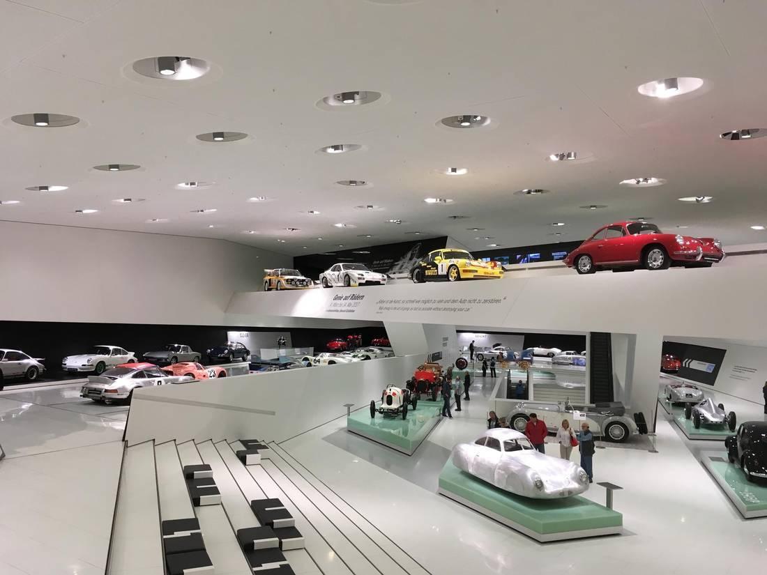 Музей porsche в штутгарте: адрес, время работы и отзывы поситителей