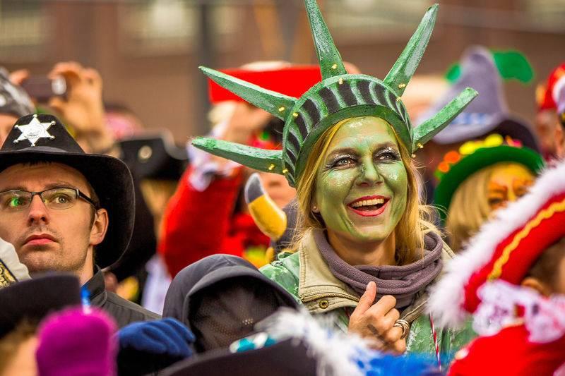 Кёльнский карнавал — википедия
