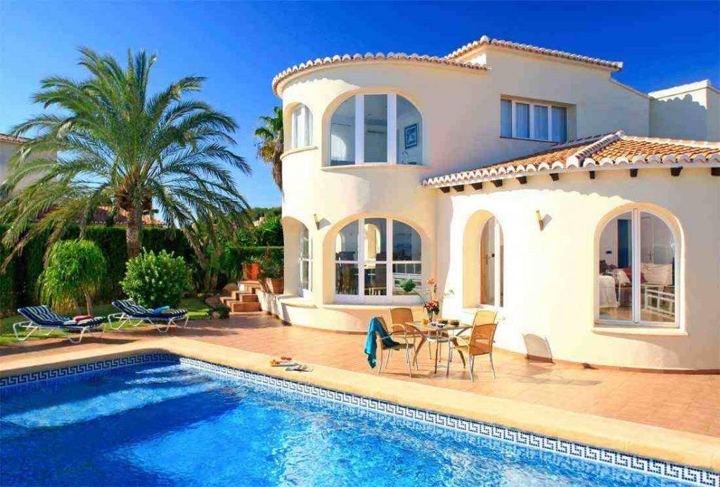 Сколько стоит строительство дома в испании: цены и услуги