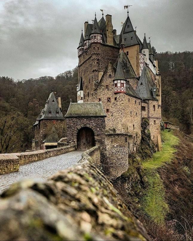 Замок эльц – его история и сокровища – так удобно! traveltu.ru
