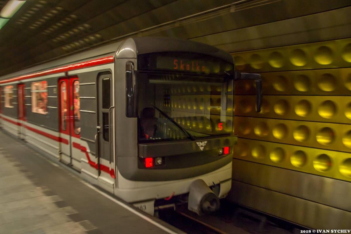 Метро праги — правила, стоимость проезда, карта и схема движения