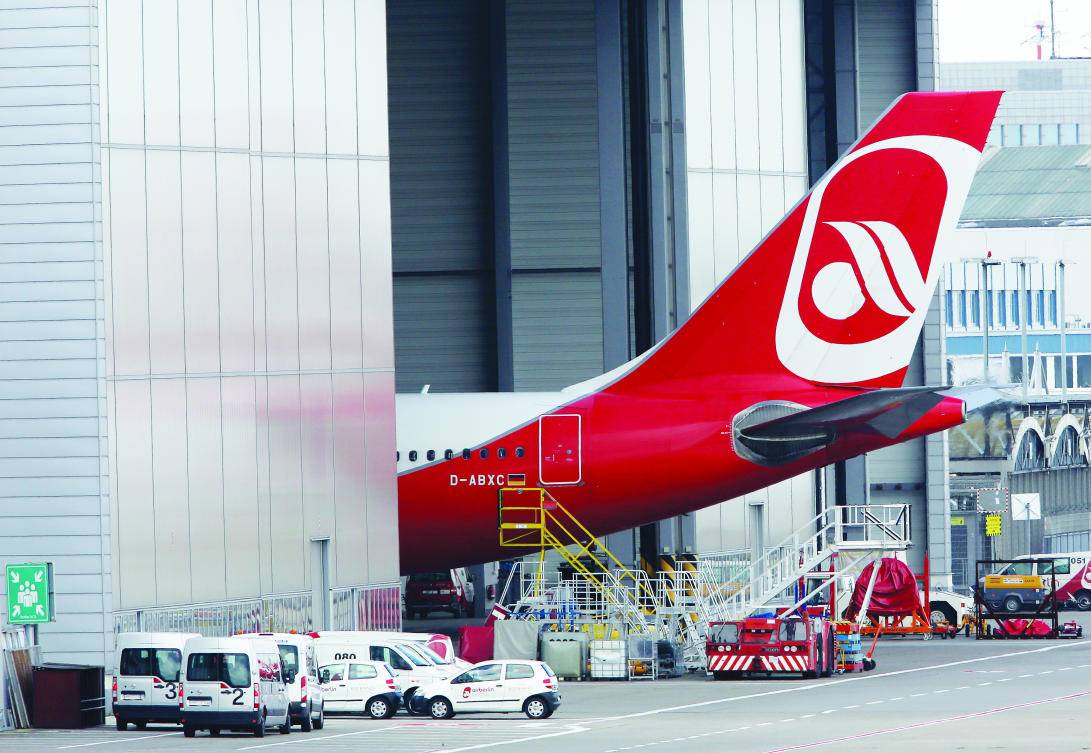 Британия: старейшая авиакомпания накрылась тазом (alexsword)