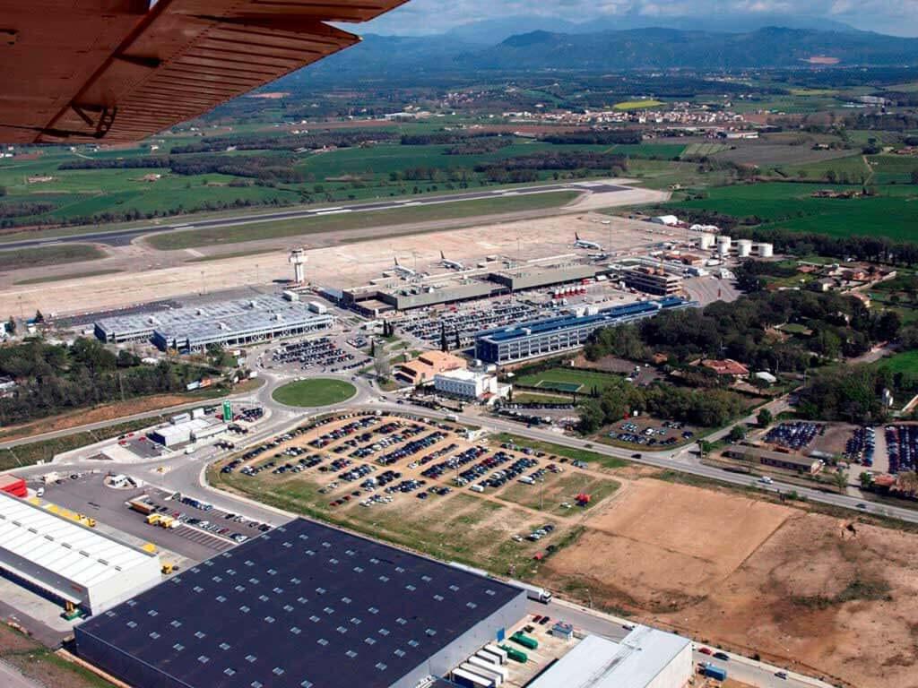 Международный аэропорт жирона коста-брава