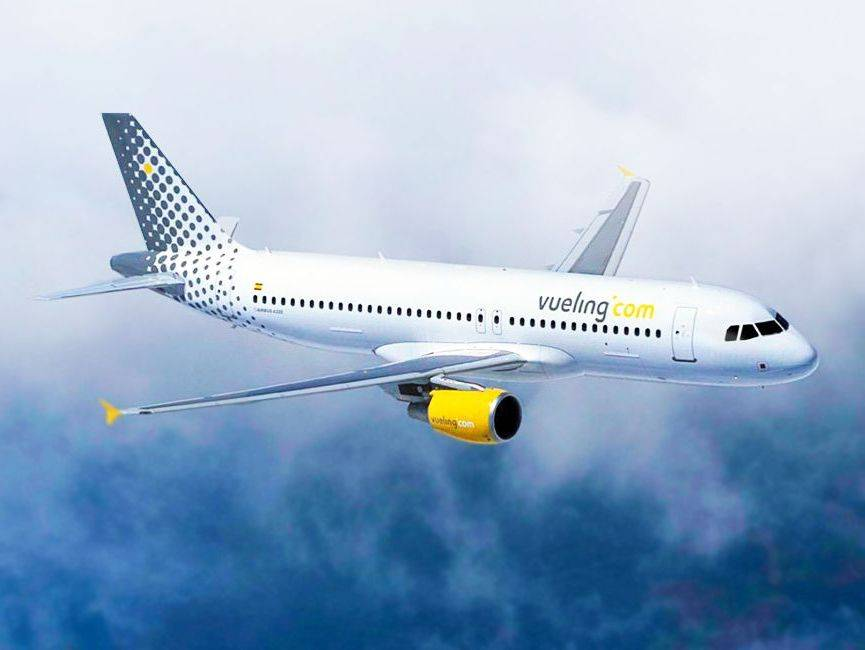 Авиакомпания вуэлинг (vueling airlines)