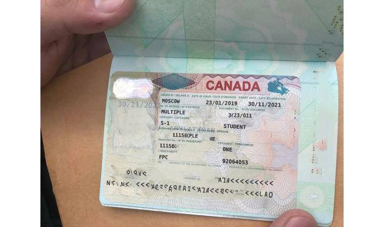 Как изменить канадскую туристическую визу на студенческую визу