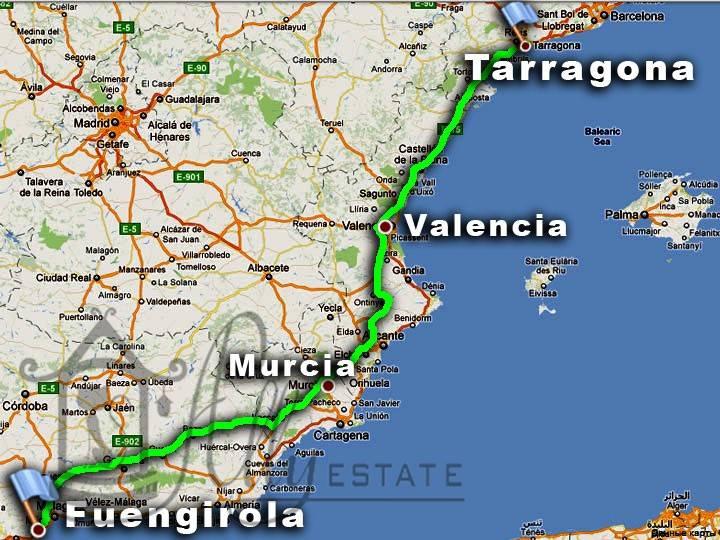 Таррагона в испании: как добраться и что посмотреть