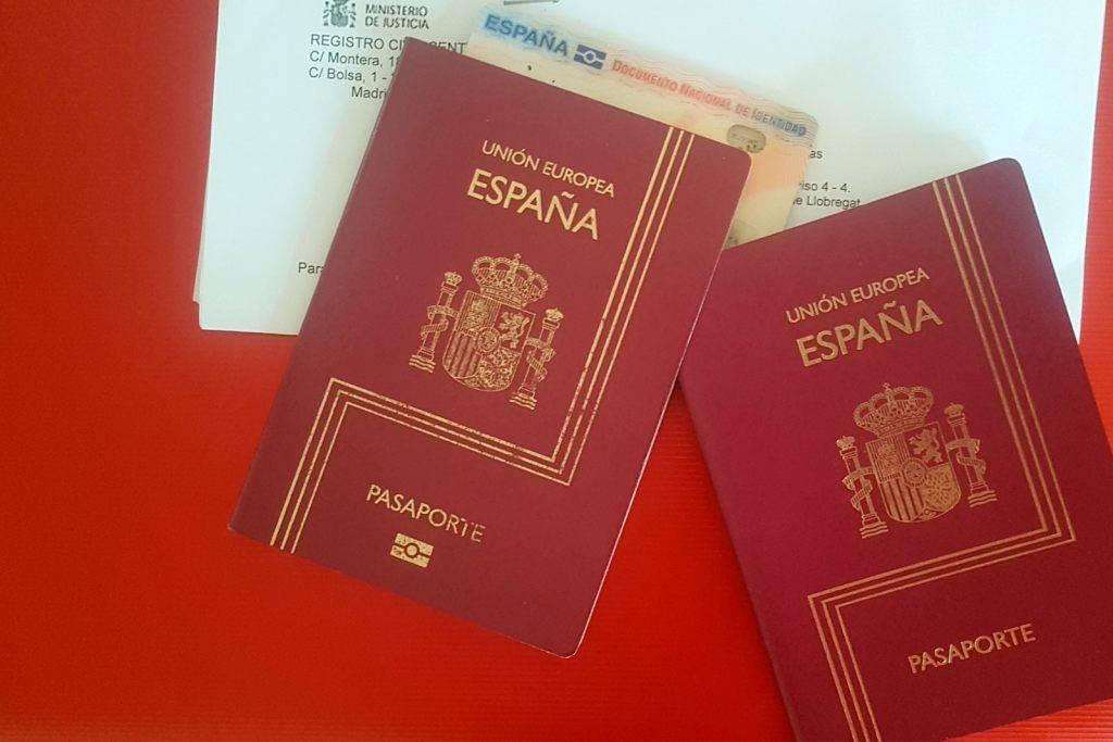 Как оформить гражданство испании гражданину россии?