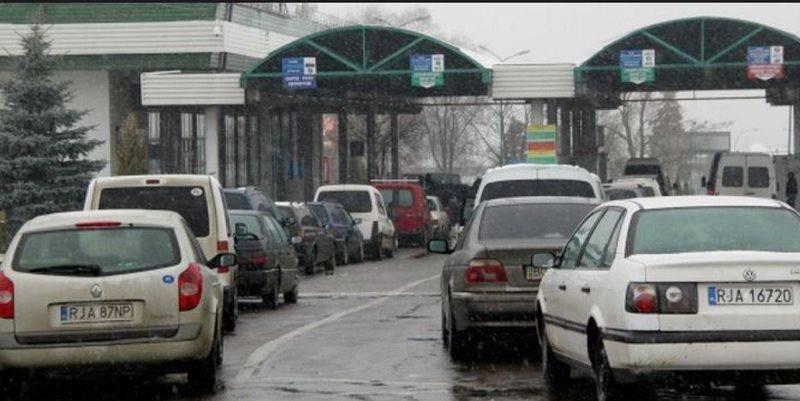 Пограничный пункт кузница на границе с польшей. онлайн очереди в кузнице