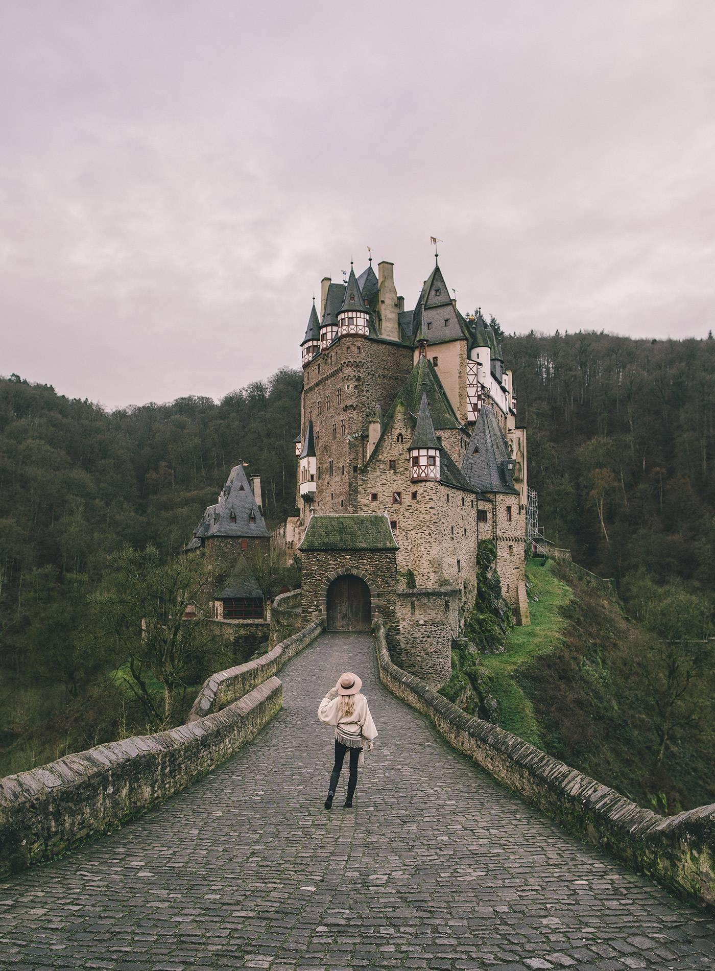 Замок эльц (германия): как добраться? фото, описание и отзывы туристов