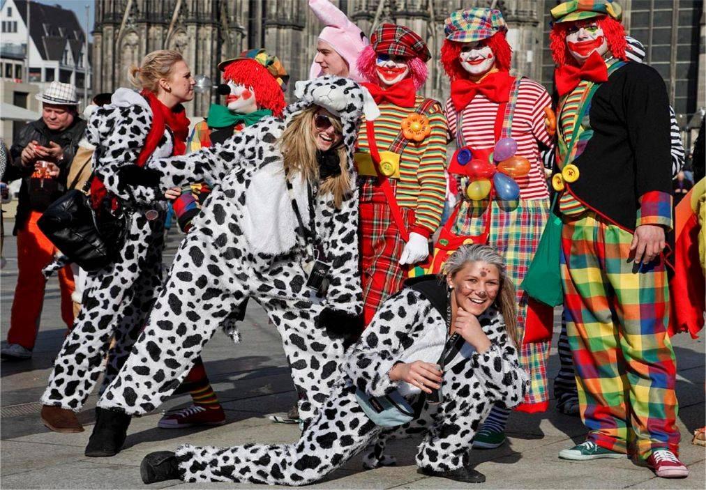 Такая вот германия карнавал в германии