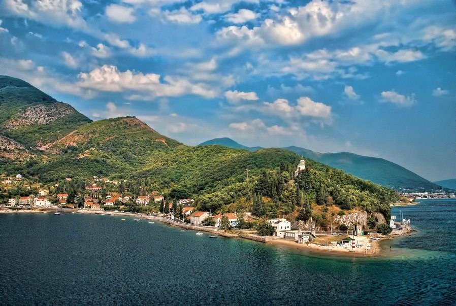 Внж в черногории на базе своей фирмы.