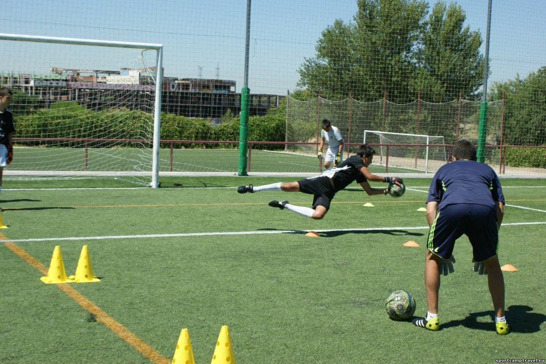 Футбольные лагеря в англии