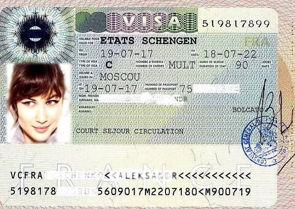 Виза во францию для россиян: процедура оформления