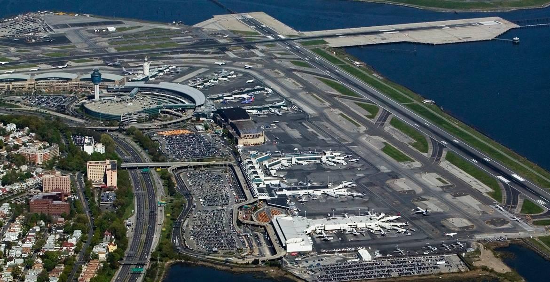 Аэропорты нью-йорка: кеннеди, ла-гуардия, ньюарк
