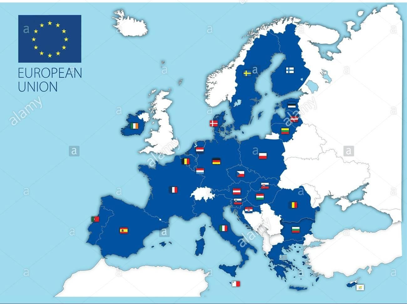 Страны шенгена, список на 2021 год
