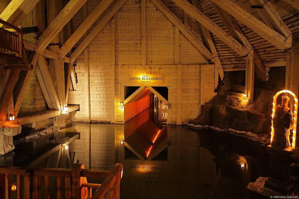 Соляная шахта в величке: история, описание, фото