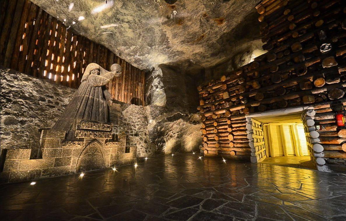 Соляные пещеры в кракове, экскурсия по шахтам в величке