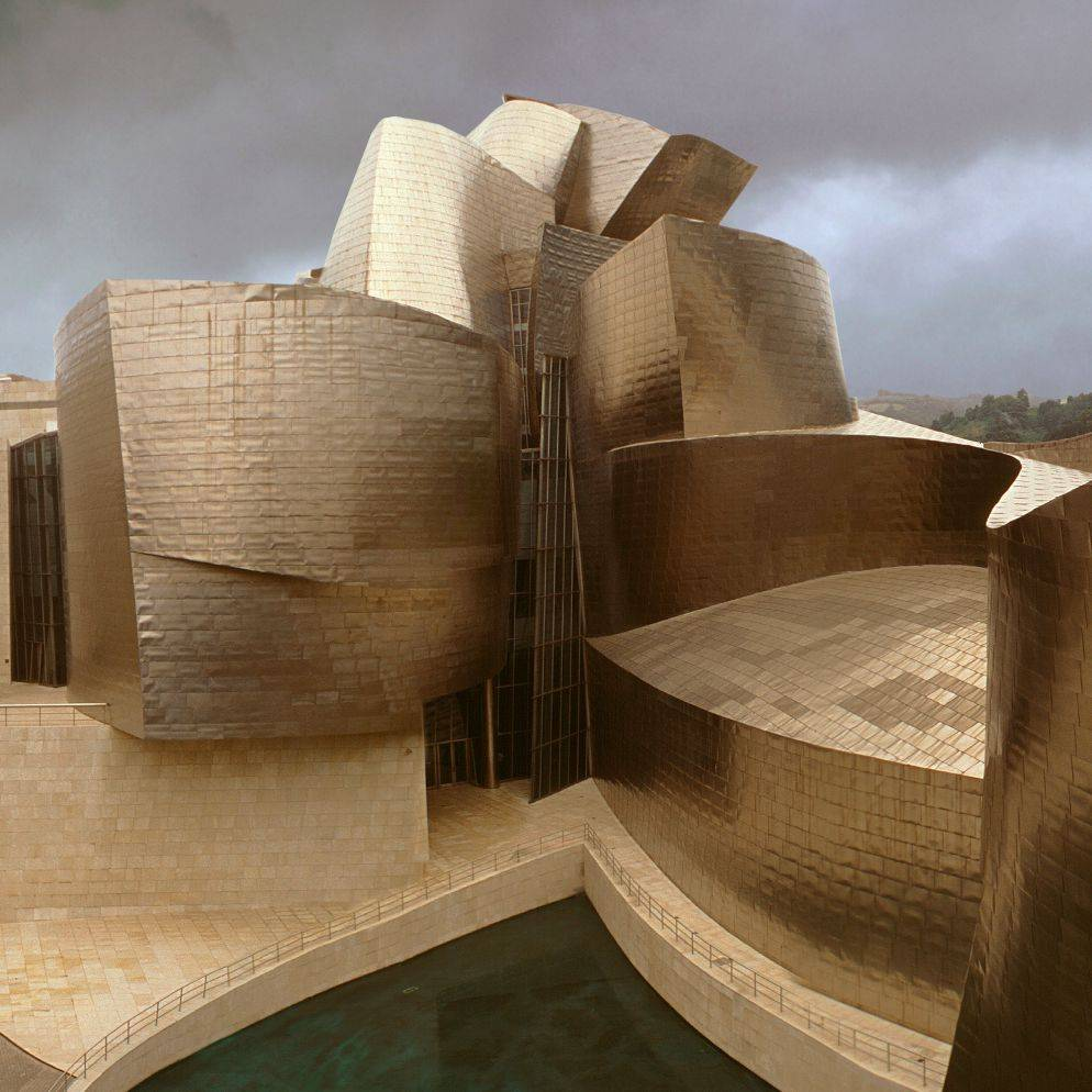 Музей гуггенхайма, бильбао — фото, официальный сайт, экспонаты, здание, отели | туристер.ру