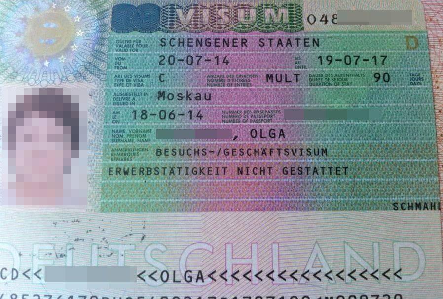 Медицинская виза в Германию: инструкция по оформлению
