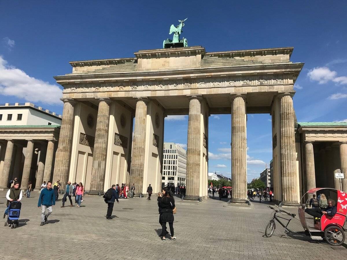 Достопримечательности берлина, или что посмотреть в столице германии. фото