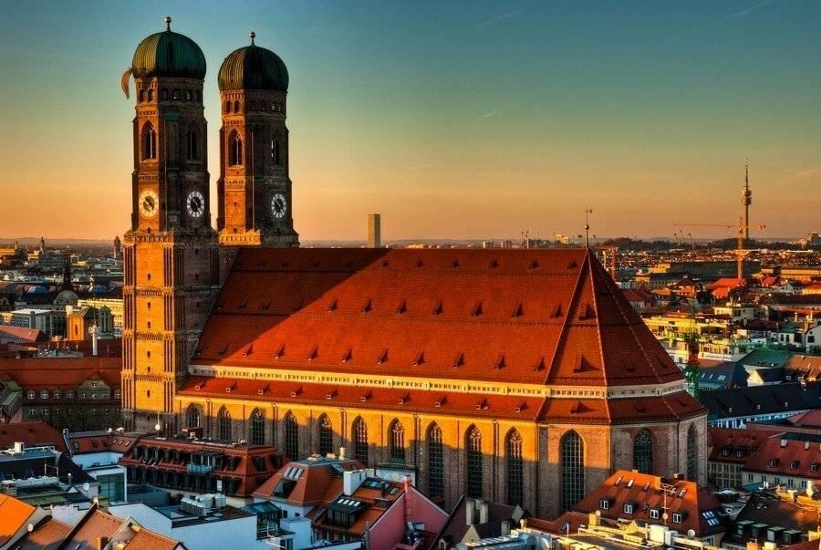 Тайны Фрауэнкирхе в Мюнхене: история строительства и интересные факты