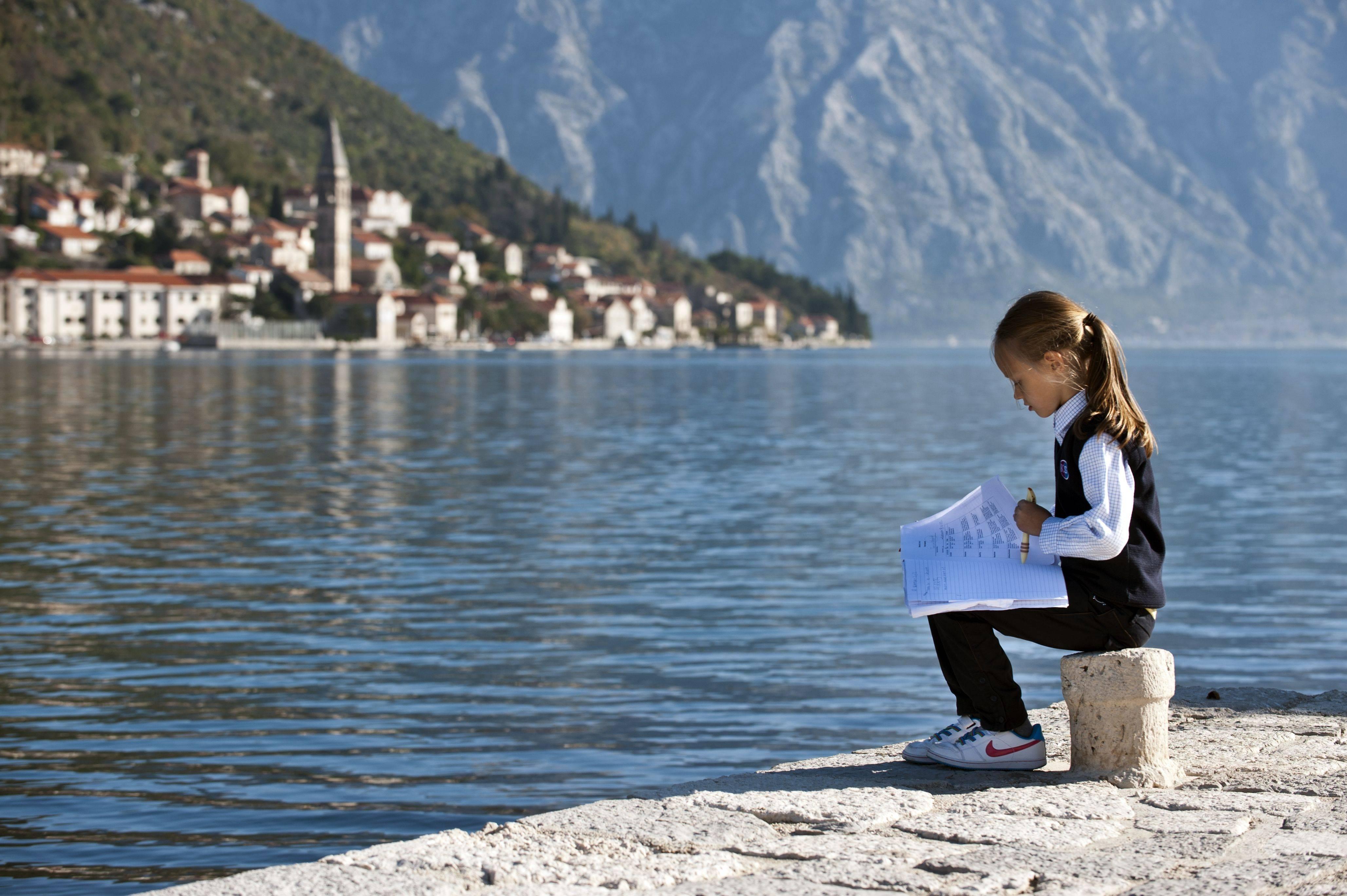 Русско-черногорский разговорник для туристов