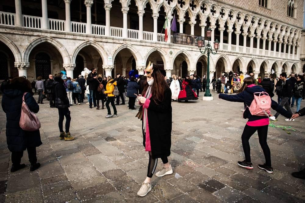 Коронавирус в италии на 1 марта 2021 года