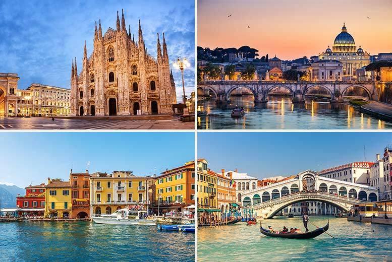 Как доехать из венеции в милан на автобусе, поезде, машине, самолете