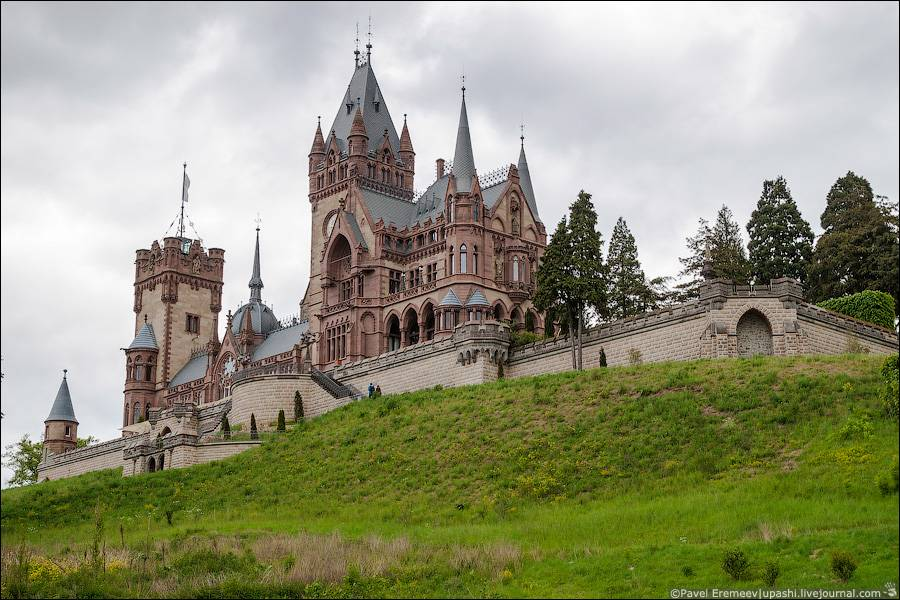 Рейнская сказка и романтические замки — rovdyr dreams