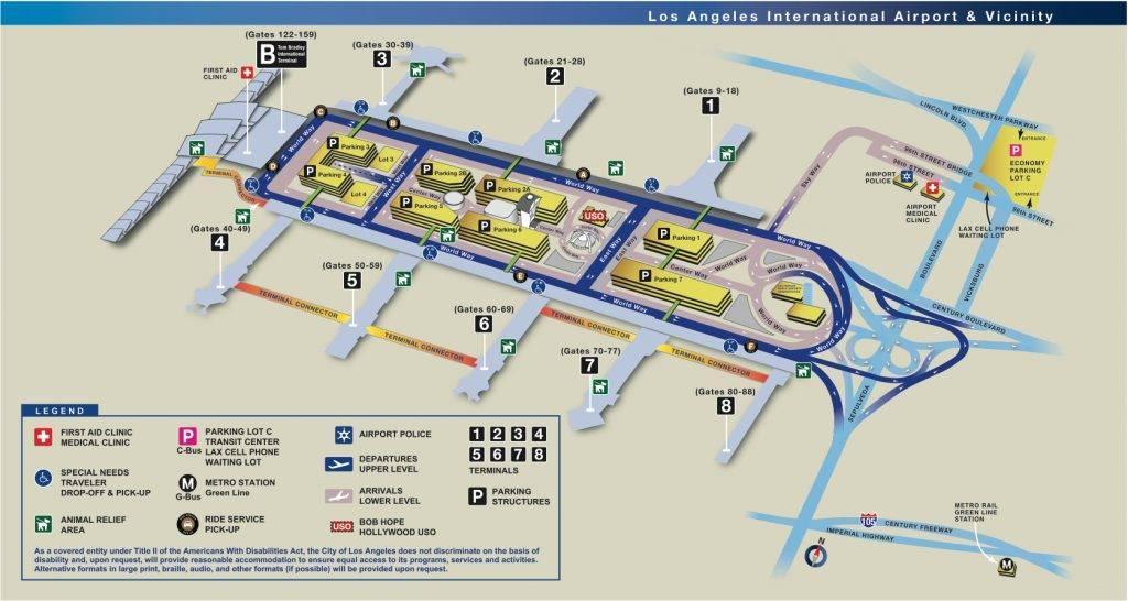 Лос-анджелес - сан-франциско: как добраться, какое расстояние?