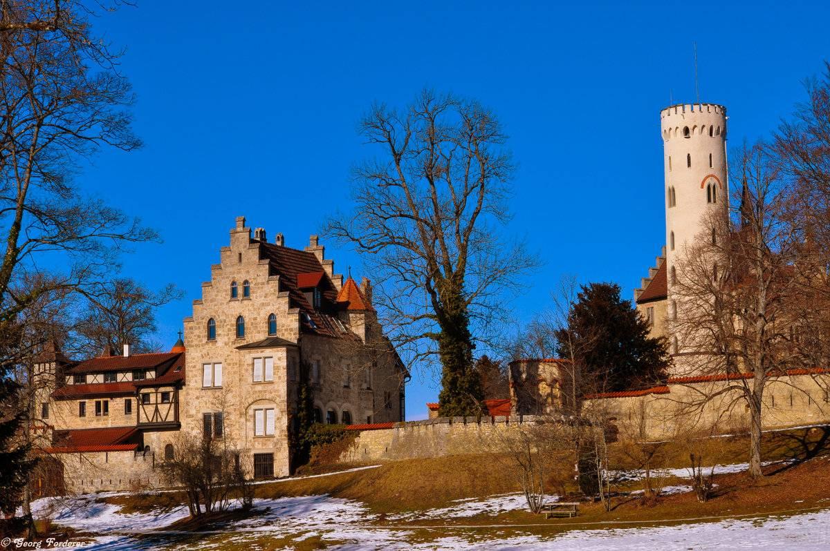 ★ 10 сказочных замков в германии ★  - европа