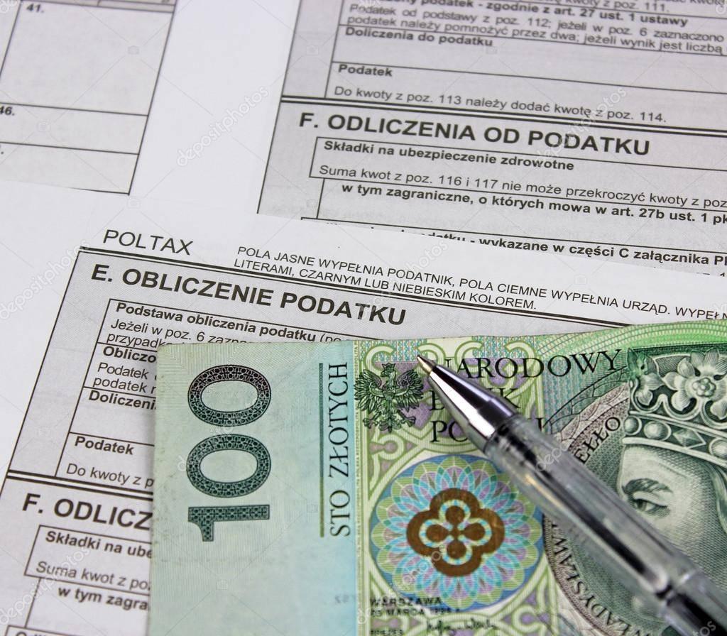 Налог на доходы граждан польши