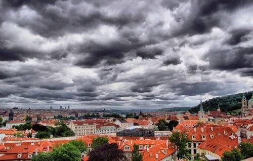 Климат и погода в карловых варах