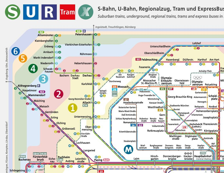 Общественный транспорт, часть 7. как купить билет на общественный транспорт в мюнхене? - munchenguide