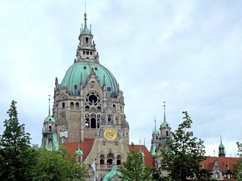 Достопримечательности ганновер (германия): фото, описание, карта с адресами