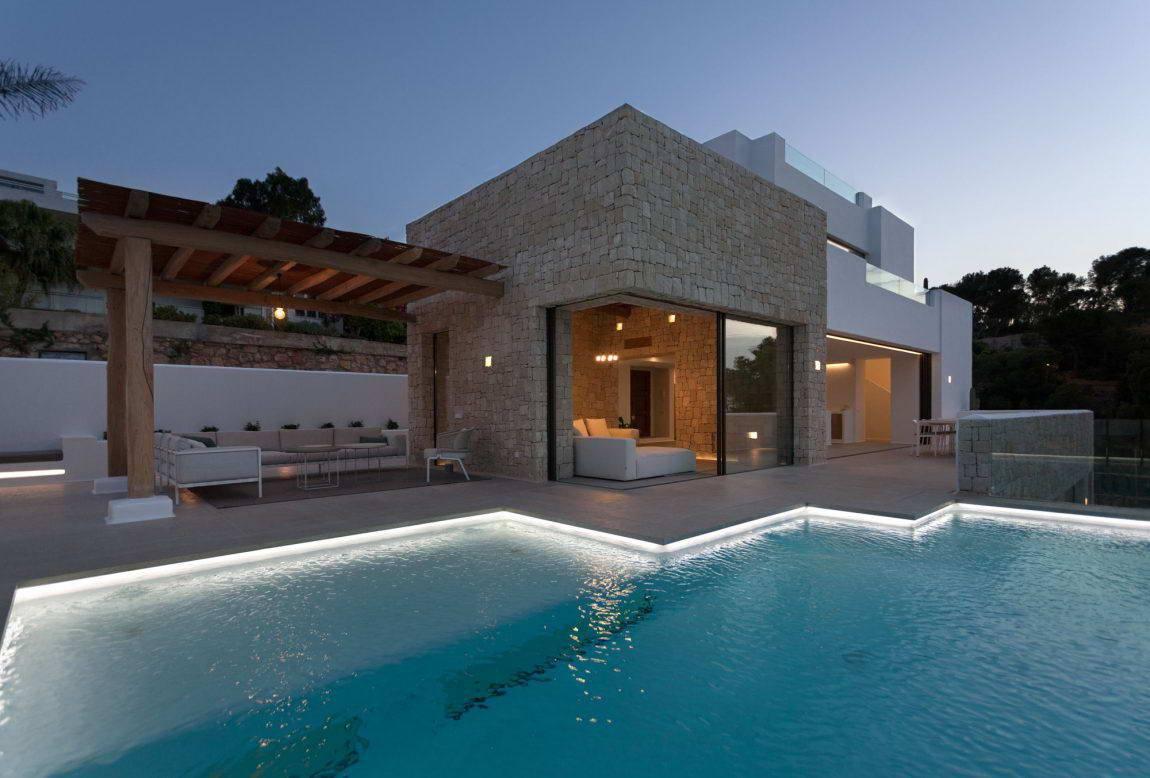 Архитектура: 14 необычных домов из испании