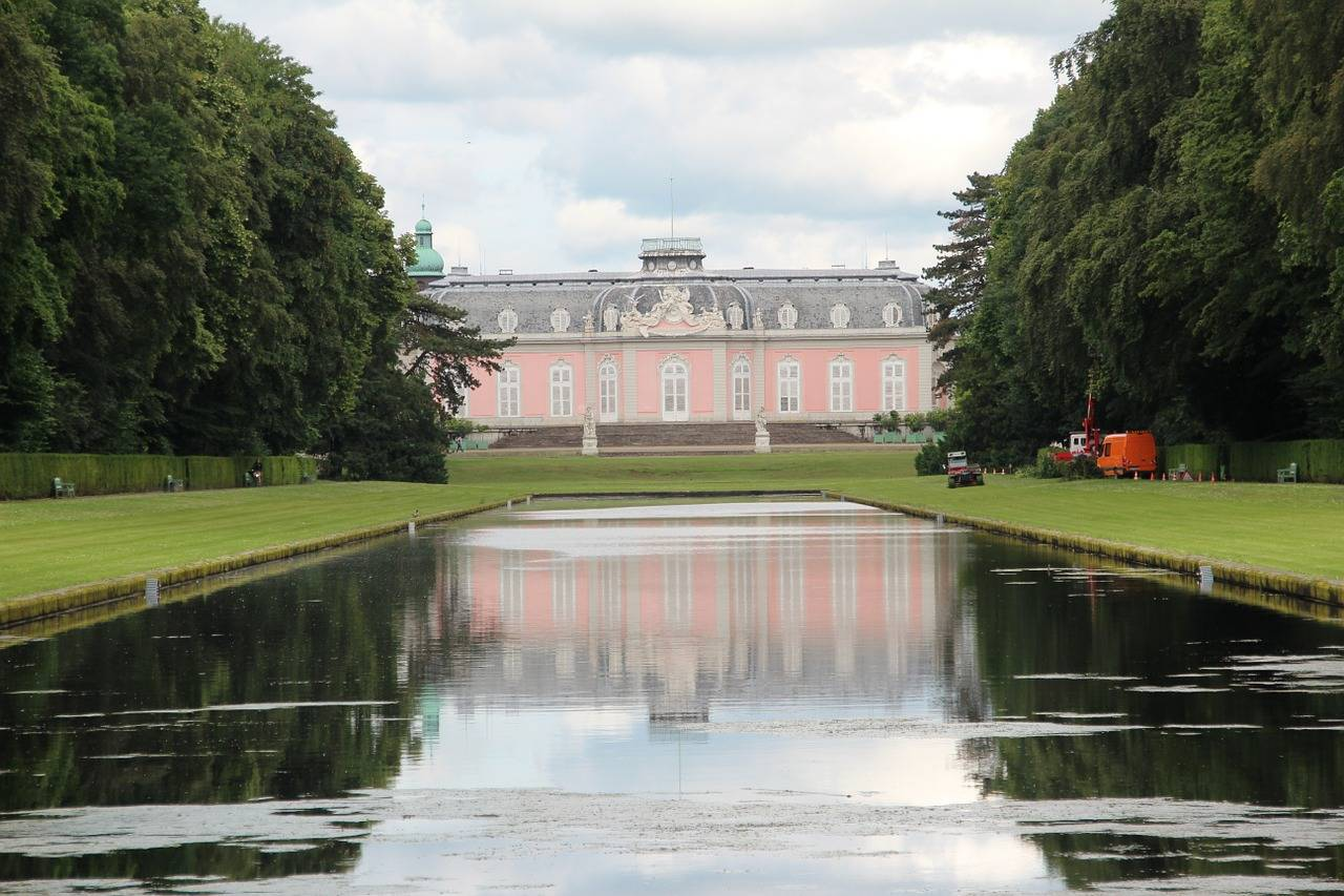Боклерский дворец