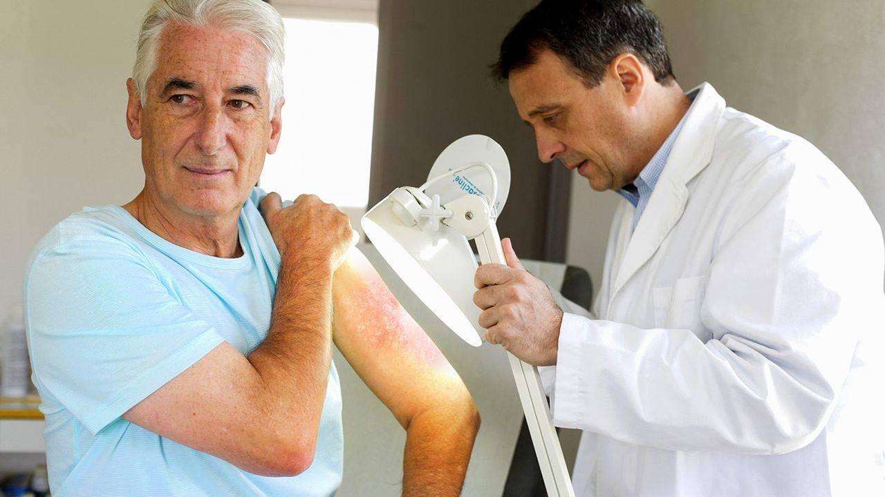 Лечение заболеваний кожи в клиниках израиля
