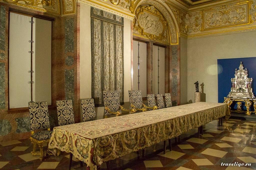Резиденция королей в мюнхене – самый богатый музей германии