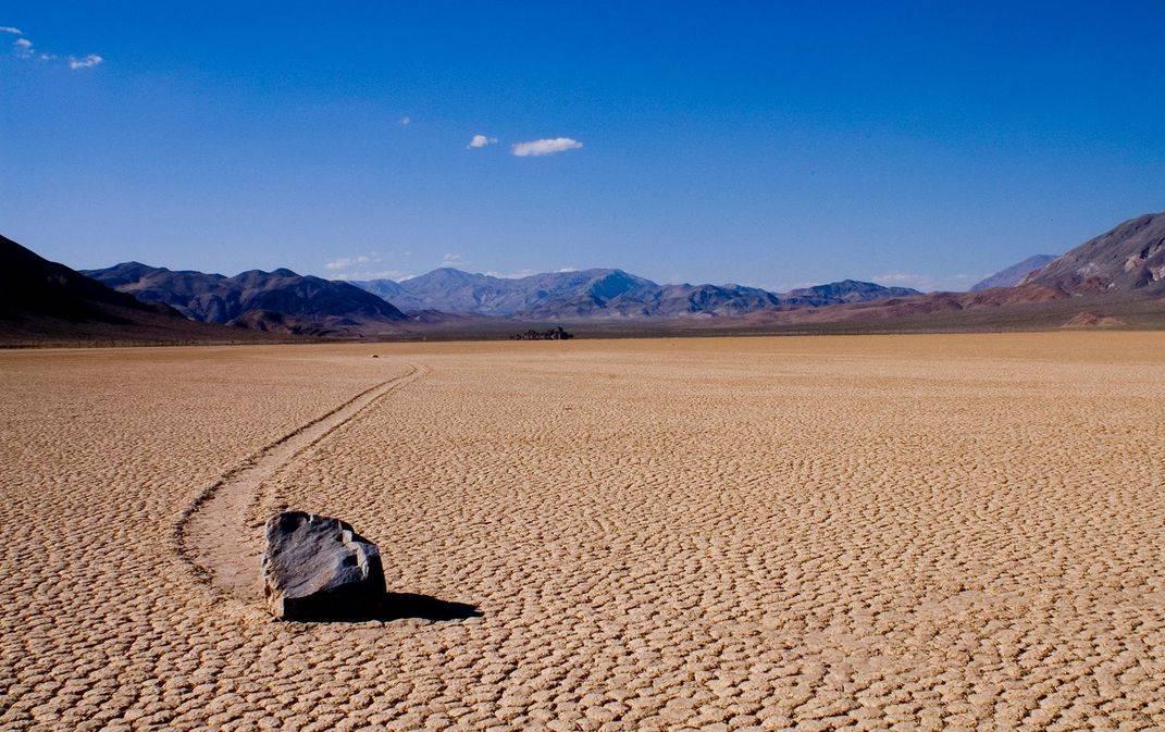 Долина смерти в калифорнии