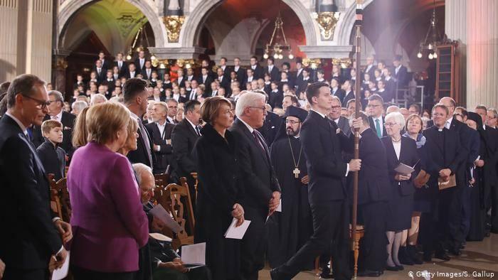 День германского единства – молодой праздник с богатой историей