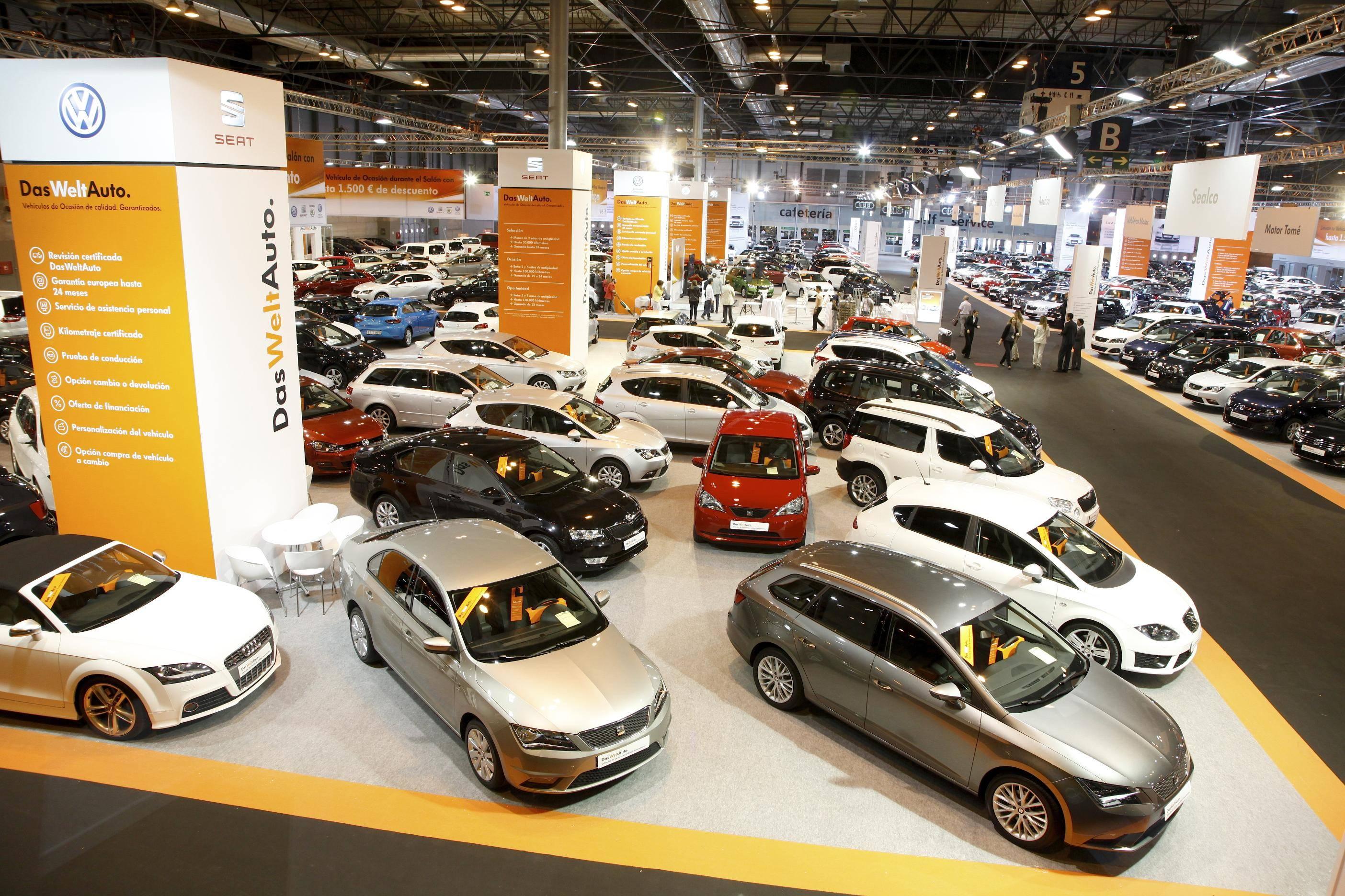 Сколько стоят автомобили в испании