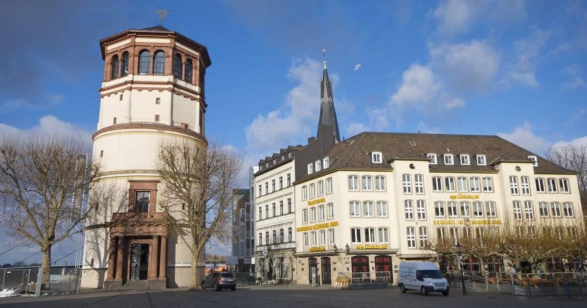 Топ 20 — достопримечательности дюссельдорфа (германия) - фото, описание, что посмотреть в дюссельдорфе