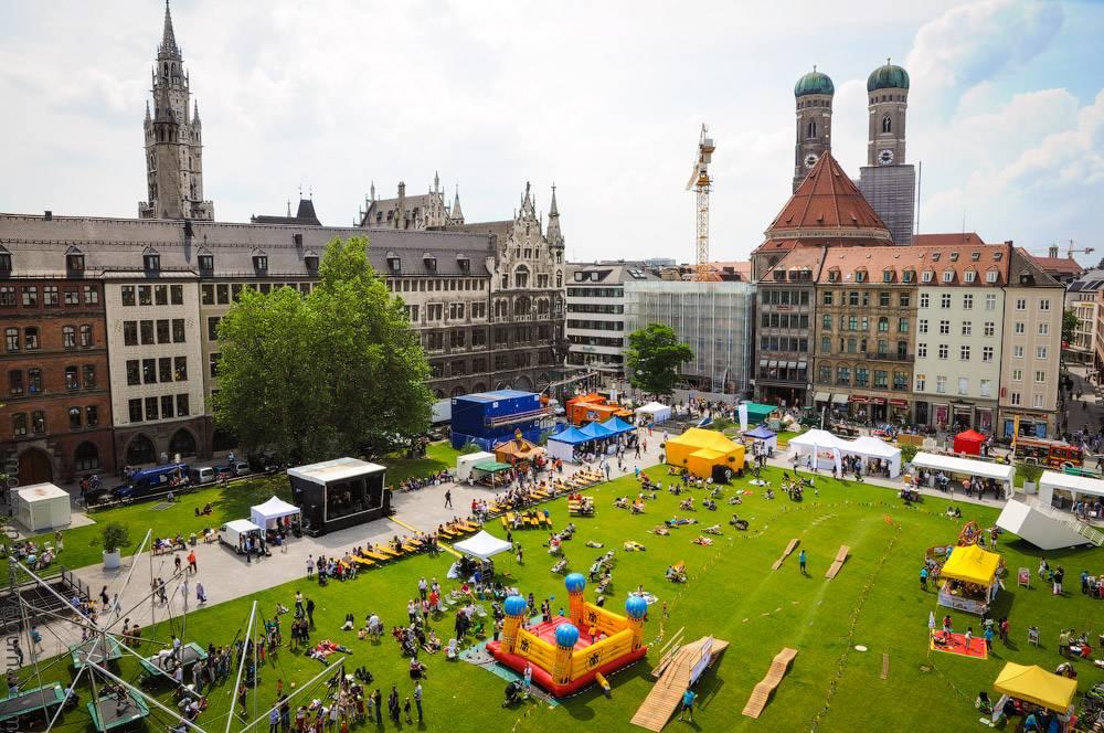 Мюнхен и его окрестности