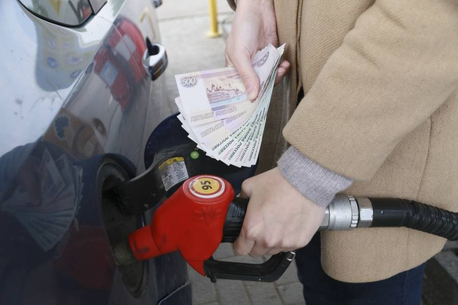 Цена бензина в россии и в сша